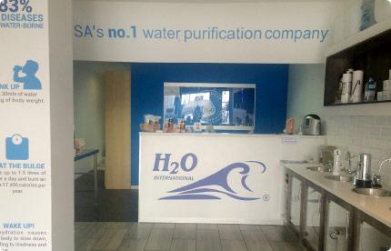 H2O International   Sandton