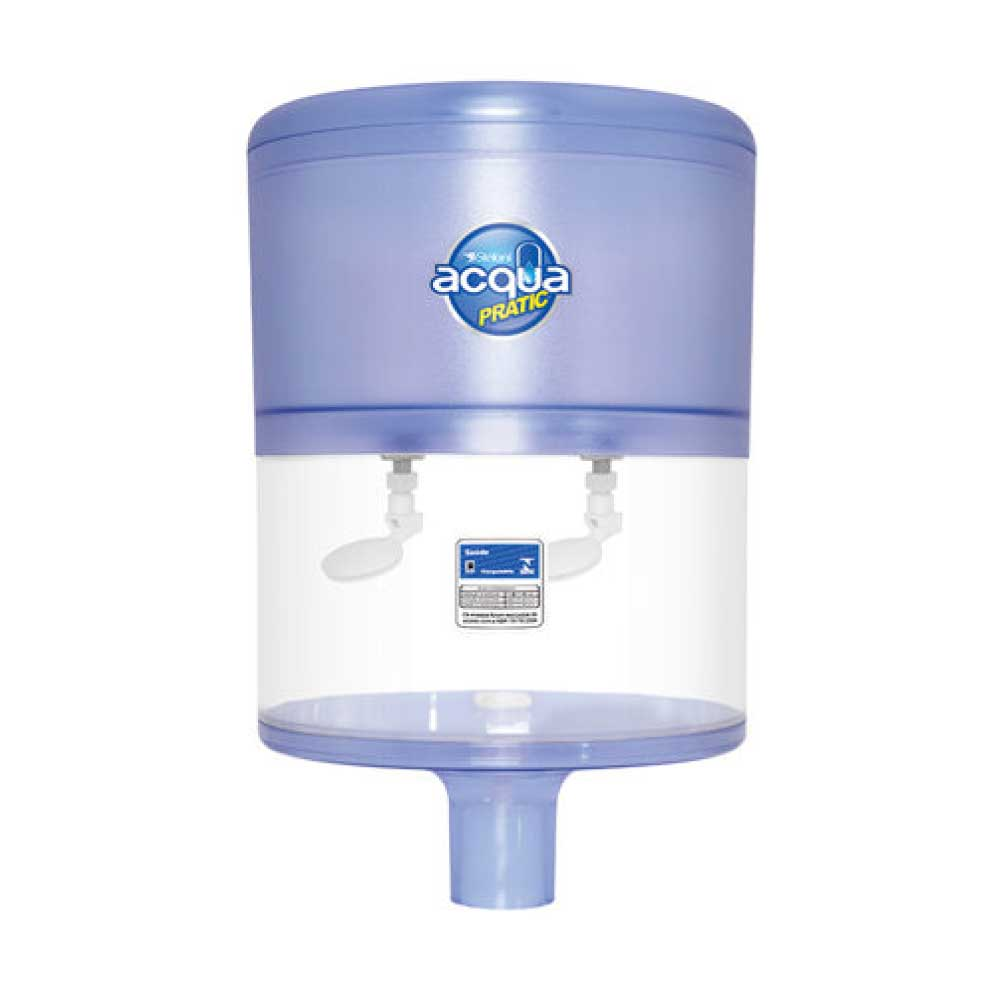 Stefani Acqua Pratic Water Cooler Filter Bottle 8 Litre
