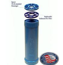 Polypropylene Sediment Filter – 10″ – 5 Micron
