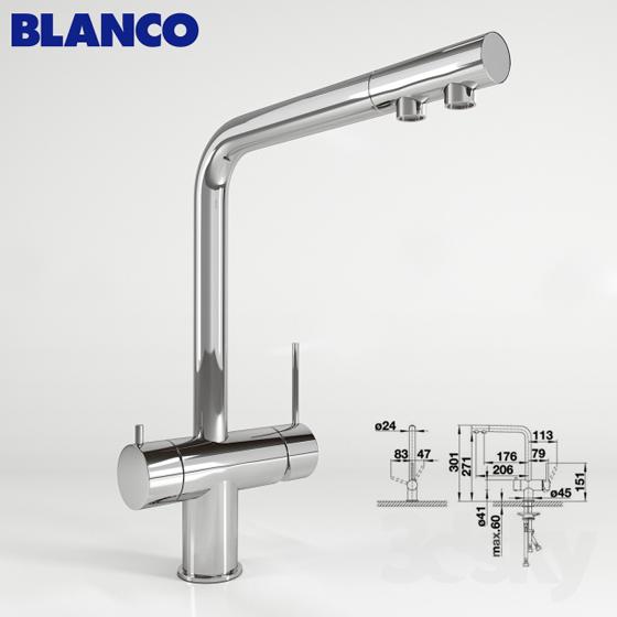 Blanco Fontas Dual-Flow Faucet