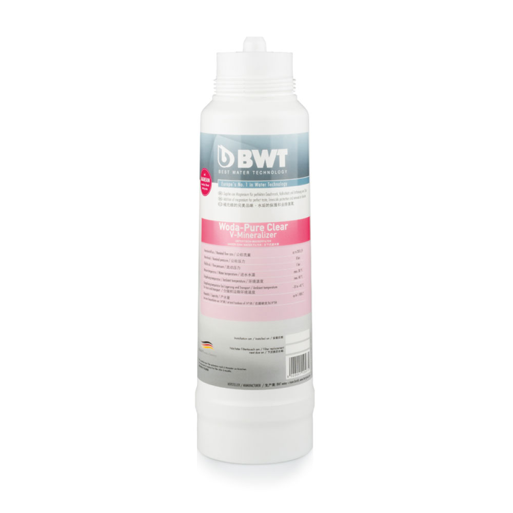 Woda-Pure Clear Magnesium Mineralized