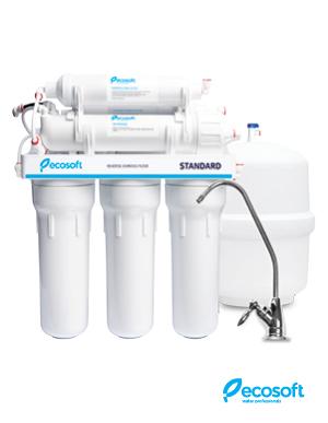 Ecosoft Standard RO System 5 Stage – 50GPD