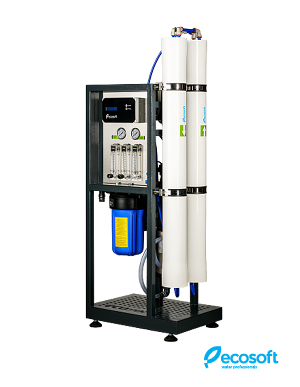Ecosoft Reverse osmosis system MO12000 530L/HR